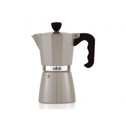 La Cafetière Espresso kande. 6 kopper / Warme grey