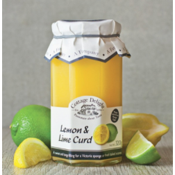 Lemon og Lime Curd